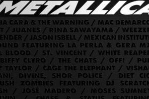 The Metallica Blacklist Album Cover