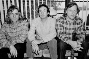 Pink Floyd photo trio