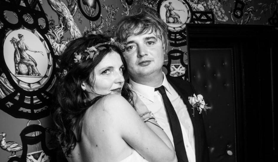 Pete Doherty matrimonio