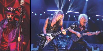 Judas Priest, Scott Travis