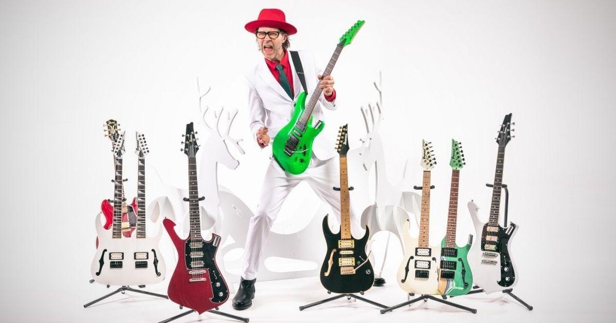 Paul Gilbert Album Natale