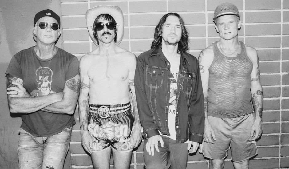 Red Hot Chili Peppers photo group