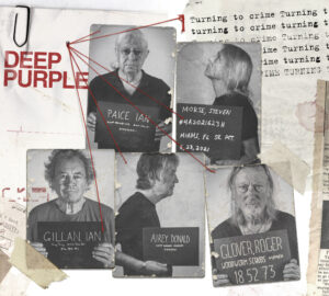 Deep Purple Turning to Crime